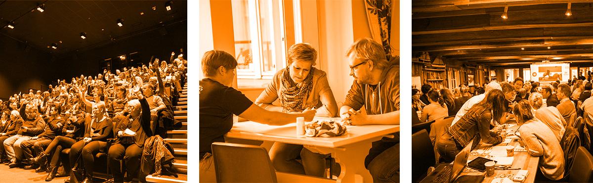 Humanistinen ammattikorkeakoulu on mukana kehittämässä innovaatiotoimintaa.