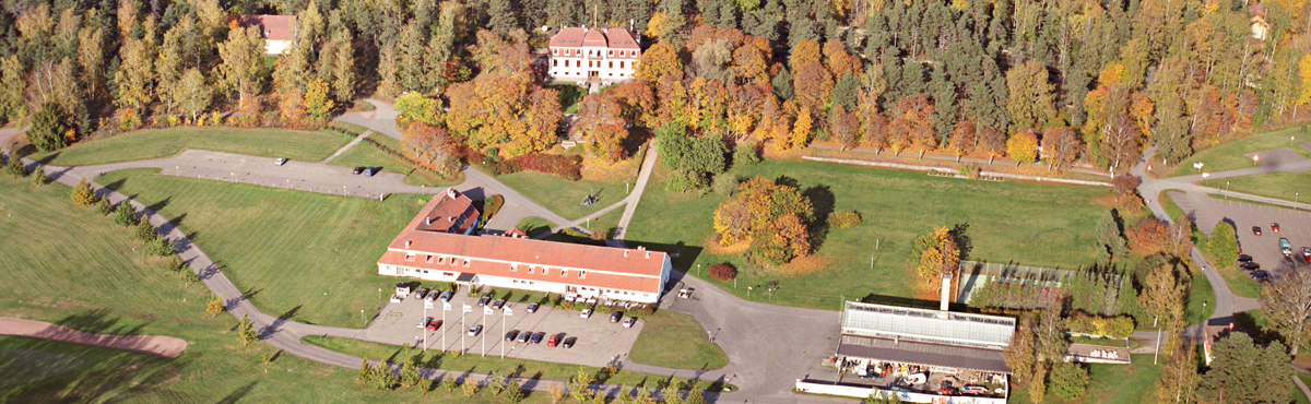 Turun kampus Harjattulassa.