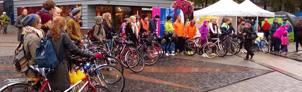 Jyväskylä 100 pyörää -hanke