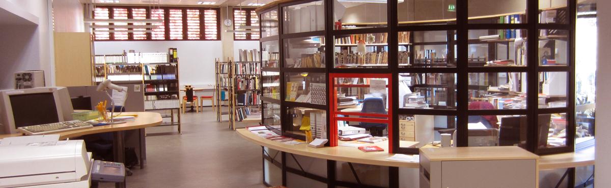 Kuopion kampuksen kirjasto