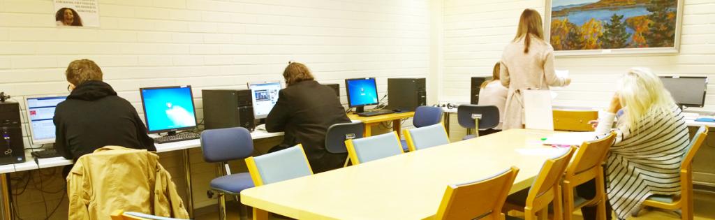Jyväskylän kampus.