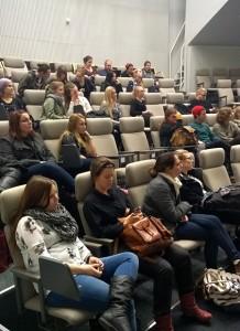 Pääkaupunkiseudun ensimmäisen vuoden opiskelijat kokoontuivat TKI-keskus Ilkkaan