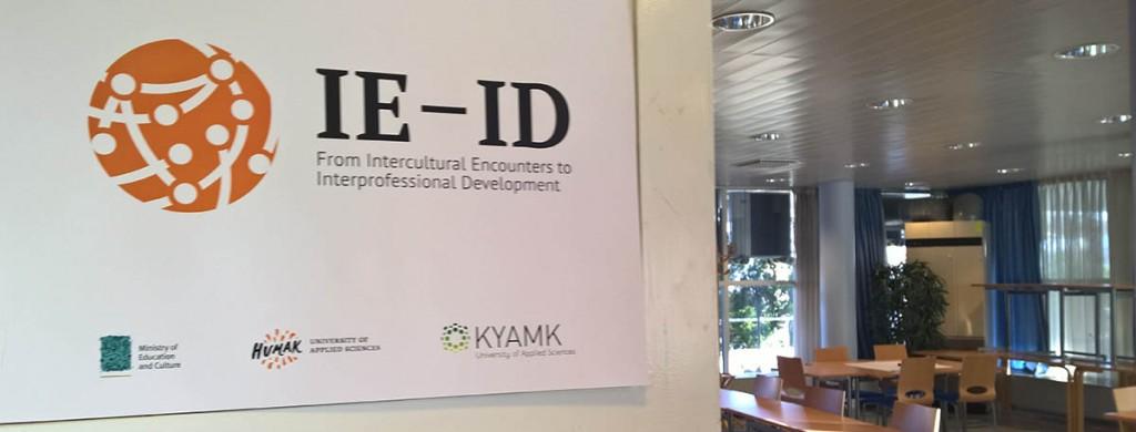 Kansainvälisen IEID konferenssin aiheena oli tieteidenvälisyys