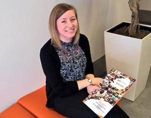 Mira Väisänen tutki Humakista valmistuneiden urakehitystä