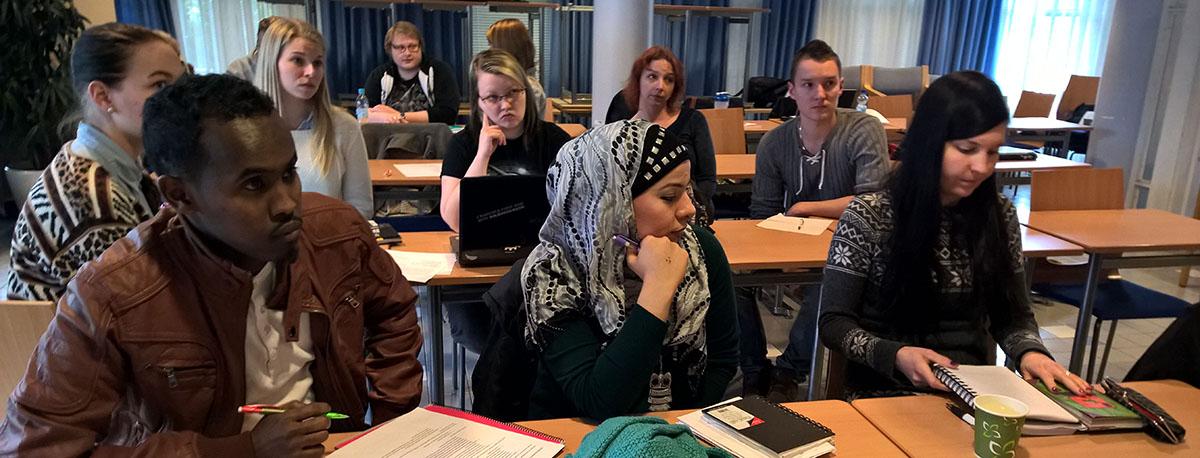 Mellunmäki, viikki ja Malmi ovat Paikalla-hankkeen kehittämiskohteita