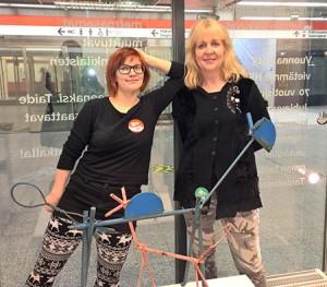Taidelinja tuo kulttuuria julkisiin liikennevälineisiin Helsingissä #HKL