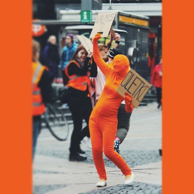Oranssi myrsky