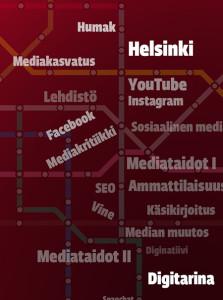 Toiminnallinen mediakasvatus, Humak avoin amk