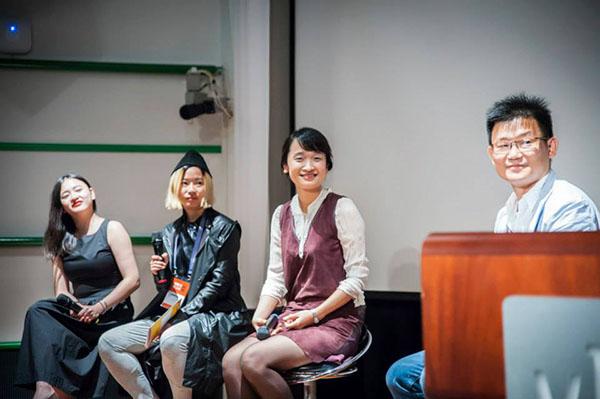 EARS Millaista on olla nuori, kiinalainen ja taitelilija?