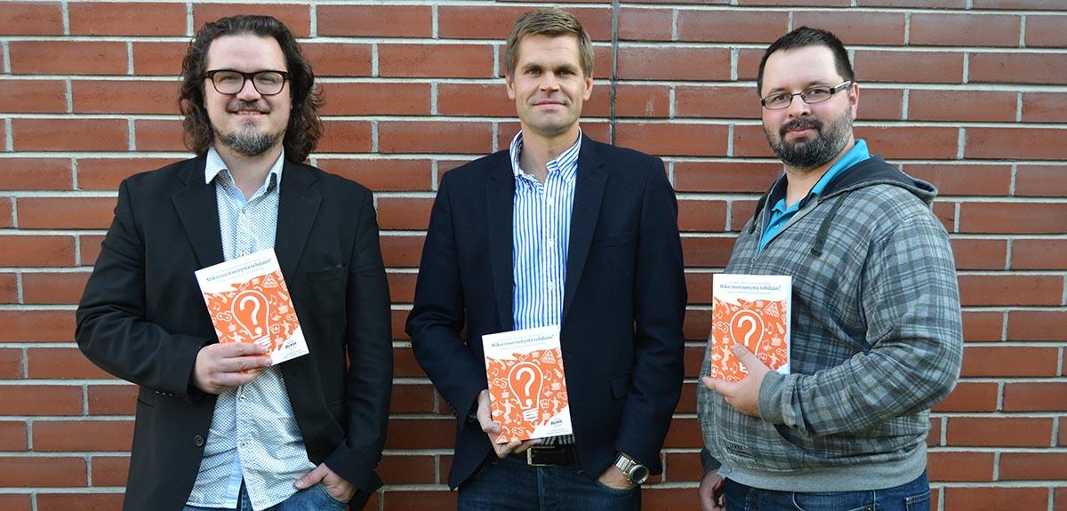 Kiilakoski, Djupsund, Kinnunen miksi nuorisotyötä tehdään