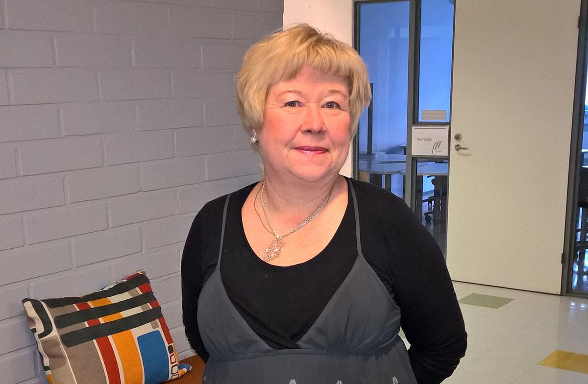 Tuula Salo valmistui kulttuurituottajaksi (ylempi AMK)