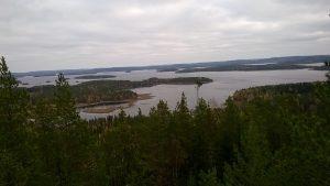 Maailmanperintökohde Petäjävesi
