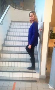 Tulkki Tarja Sandholm - AMK-tutkinto vie uralla eteenopäin