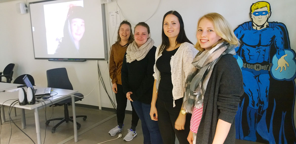 Kulttuurituottaja AMK Tampere Tesoma