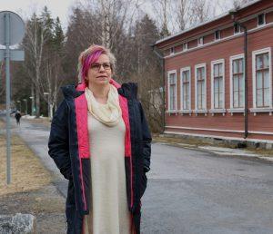 Yhteisöpedagogi yamk Saija Pellikka