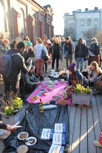 #IUW Helsingissä 2017, eurooppalainset nyyttärit