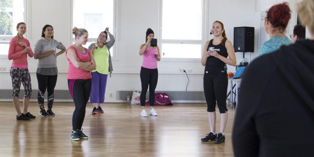 Anna Tolppa Tanssistudio Flama