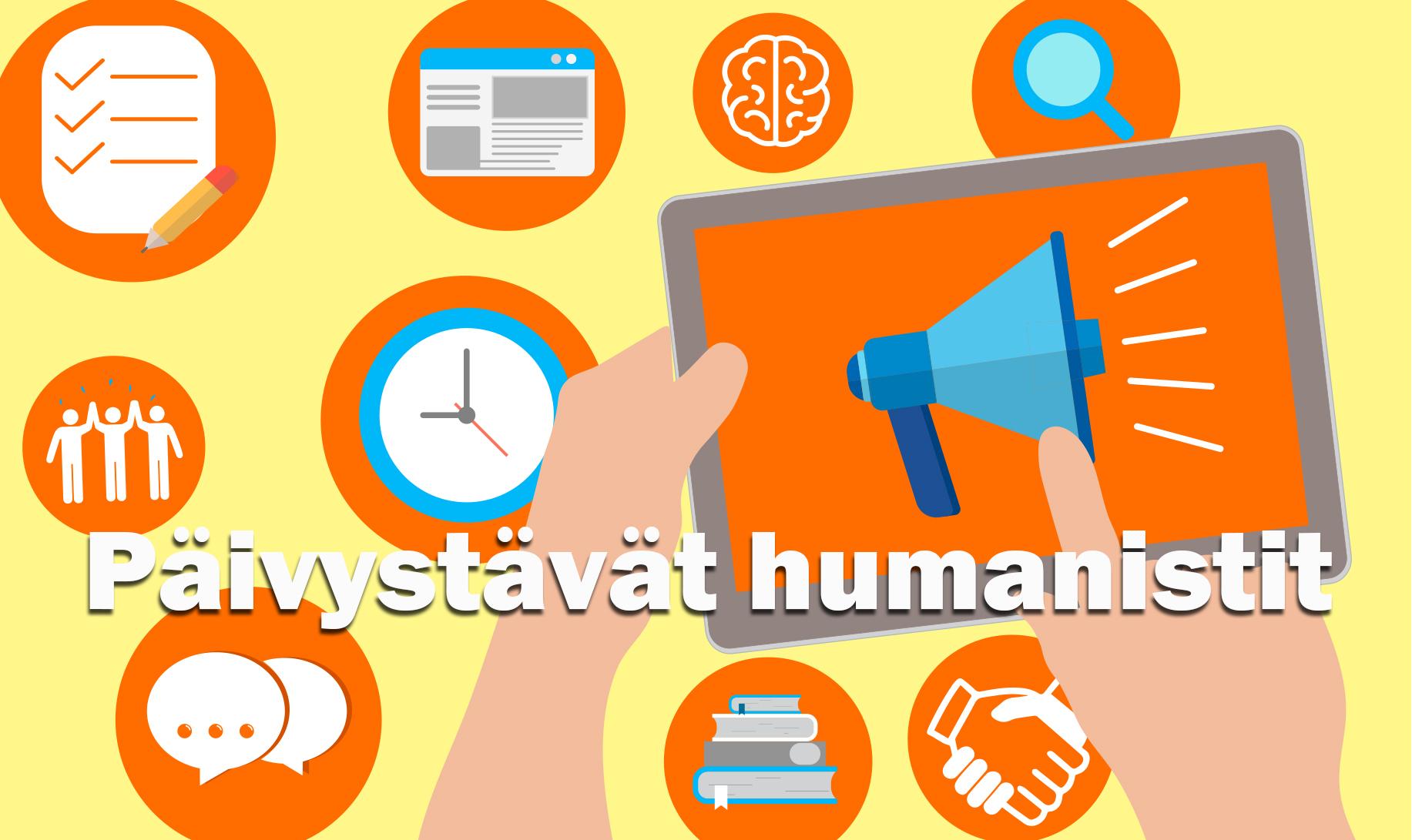 Päivystävät Humanistit - humakin blogijulkaisut