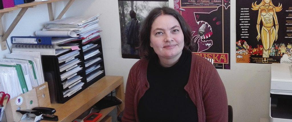 Universum teatterin toimintaa johtaa kulttuurituottaja (AMK)Birgit Aittakumpu