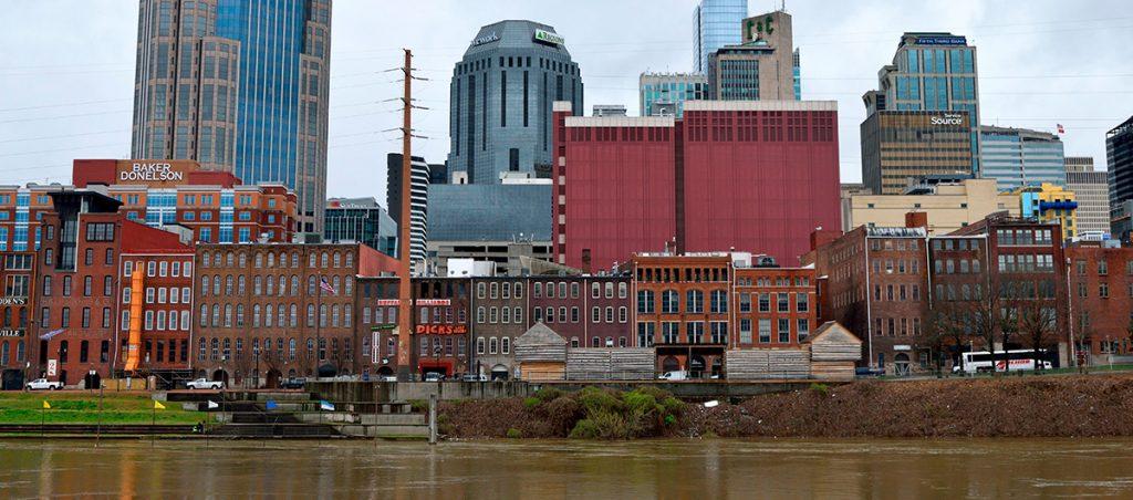 Kansainväisyys Nashville