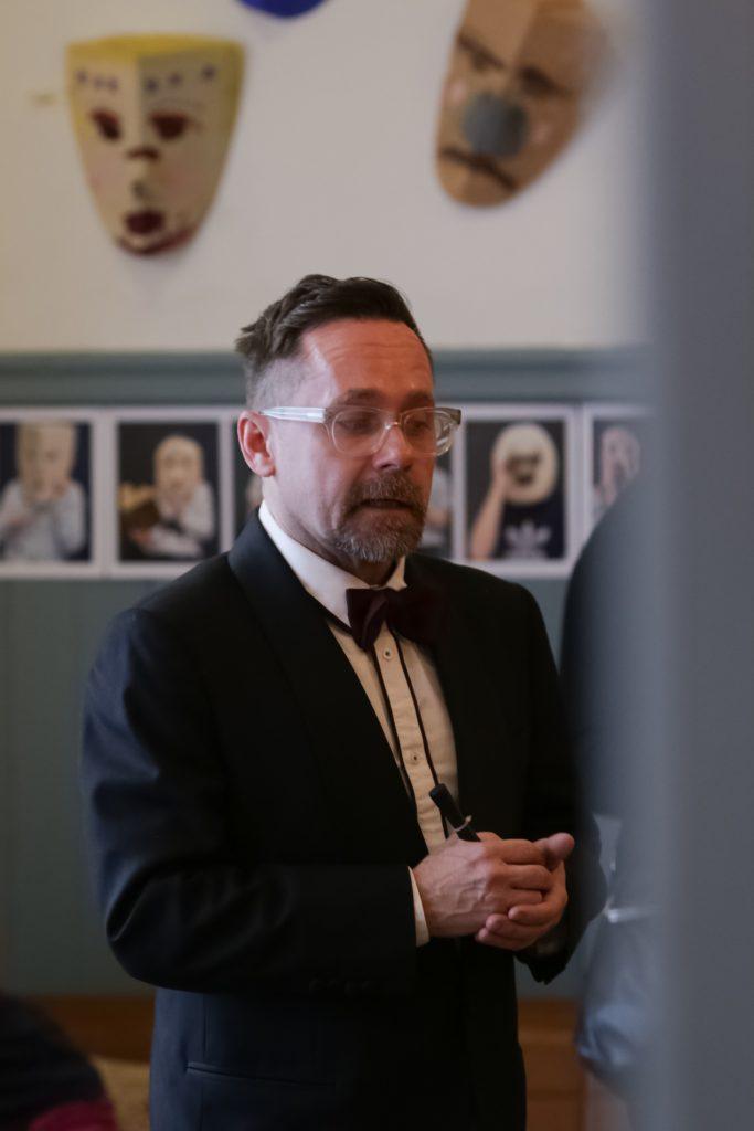 Petri Pöyhönen, kulttuurituottaja (YAMNK) vuosimallia 2018