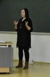 Sariannan Matikainen, kulttuurituottaja YAMK
