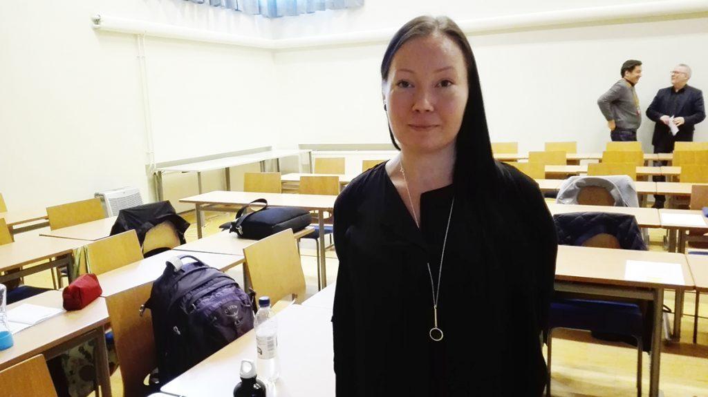 Kulttuurituottaja YAMK Sarianna Matikainen