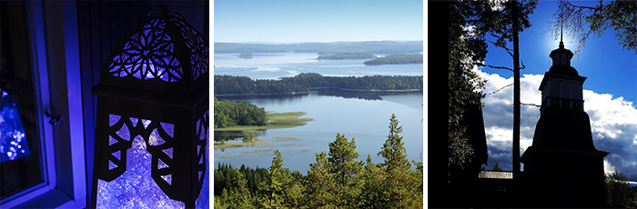 Kolme kuvaa Jyväskylän seuduilta.