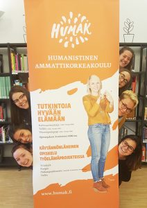 Erasmus+ vaihtarit saapuivat