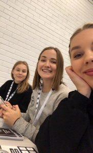 Kaarina, Sanni ja Peppi