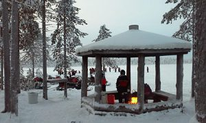Internship in Lapland