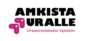 AMKien urakyselyn logo