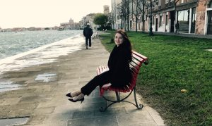 Kulttuurituottaja Christina Daous etsii haasteita