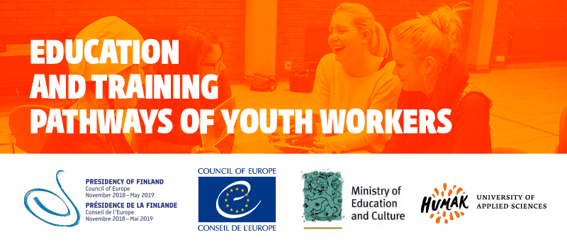 Pathways to to Youth Work