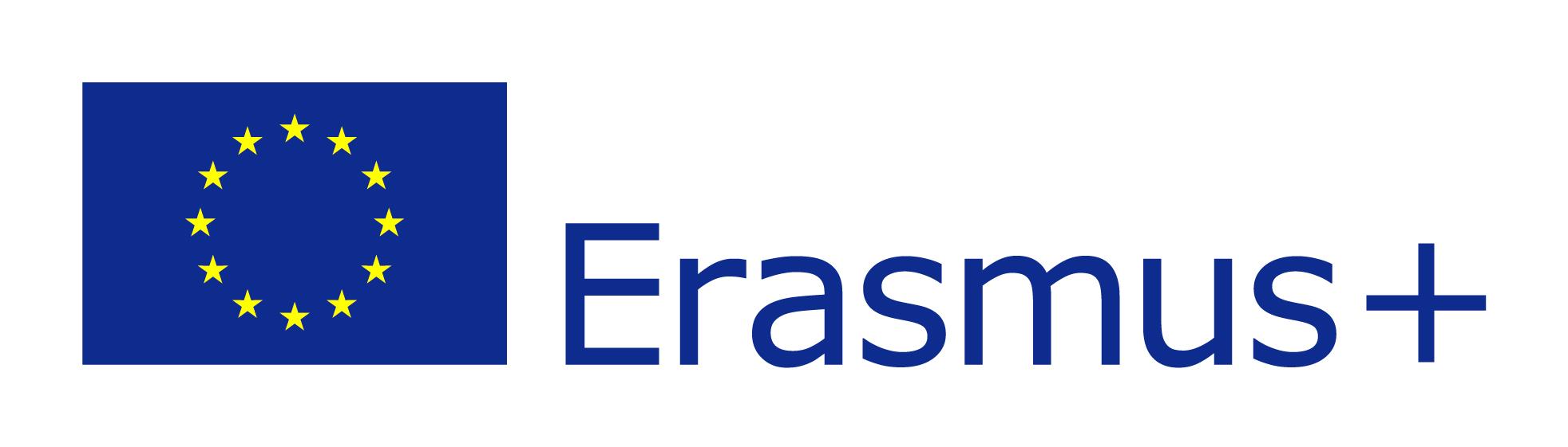 Erasmus + -logo.