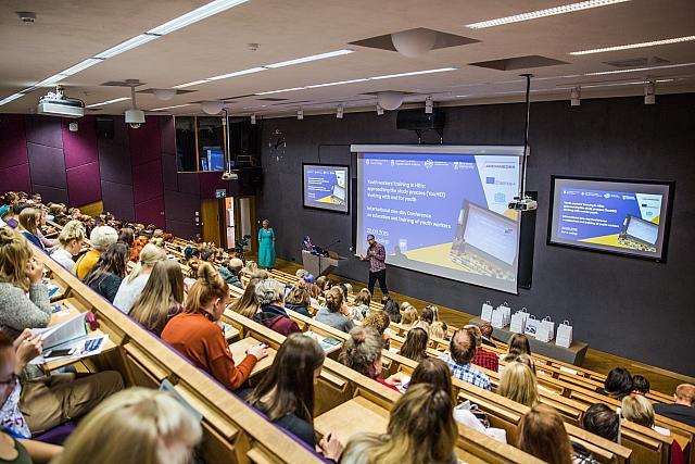 Nuorisotyön konferenssi Narvassa