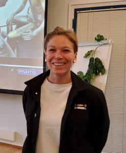 Isabella Rossi Flow tuotantopäällikkö