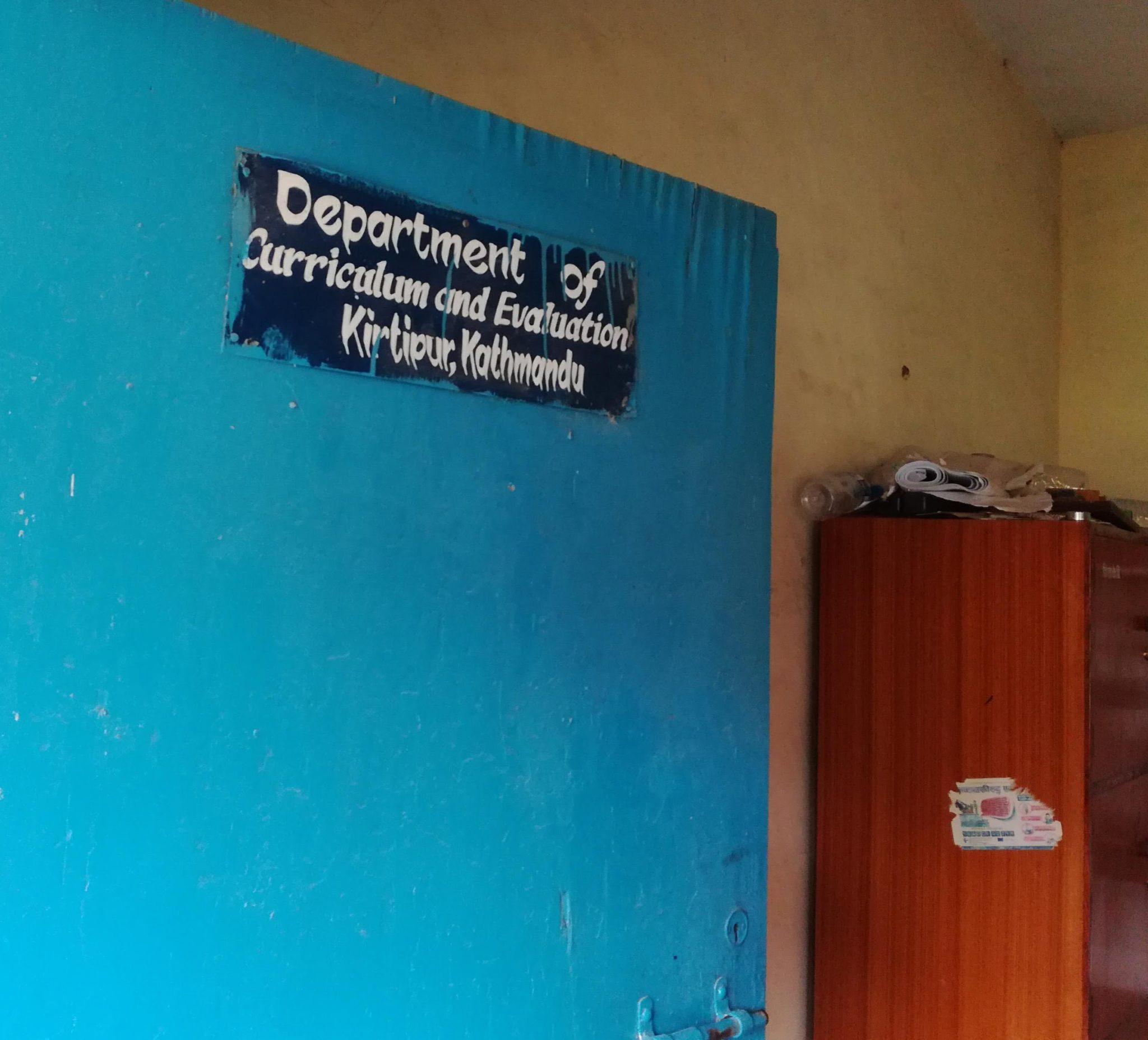Kuva 3: Olisiko suomalaisella pedagogisella osaamisella käyttöä Nepalissa? Kuvaaja: Hanna Laitinen