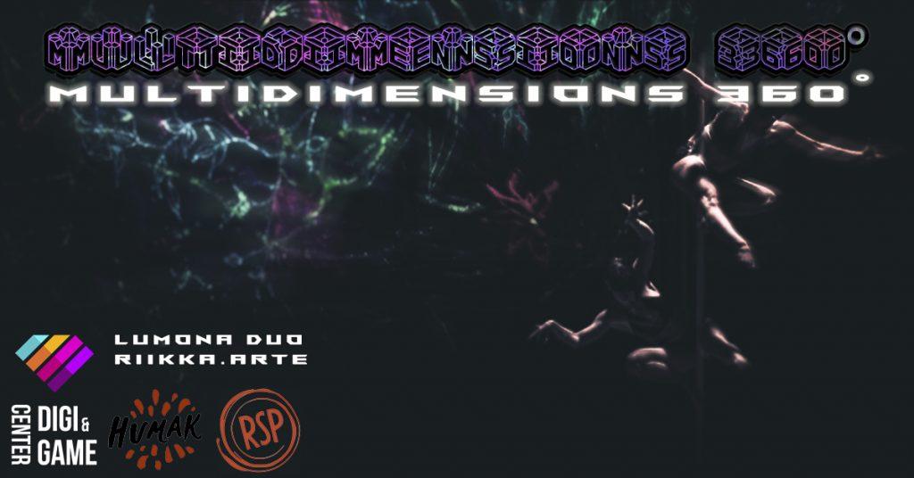 Multidimensions-tapahtuman banneri.