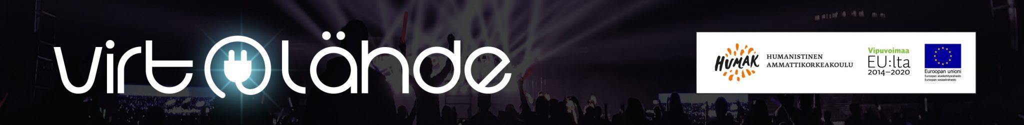 Virtalähde-hankkeen logo.