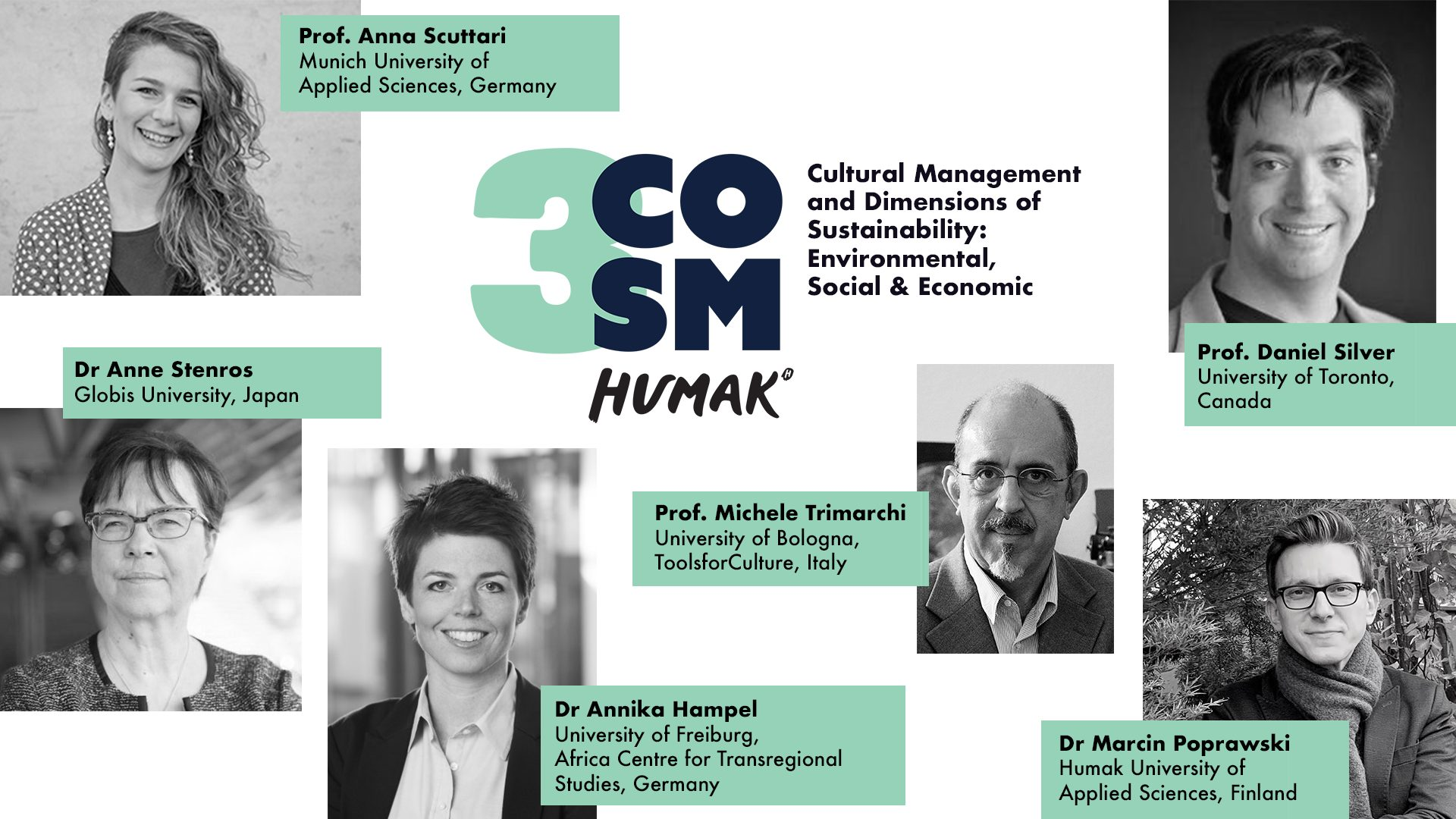 COSM Brings Culture and Sustainability Experts Together