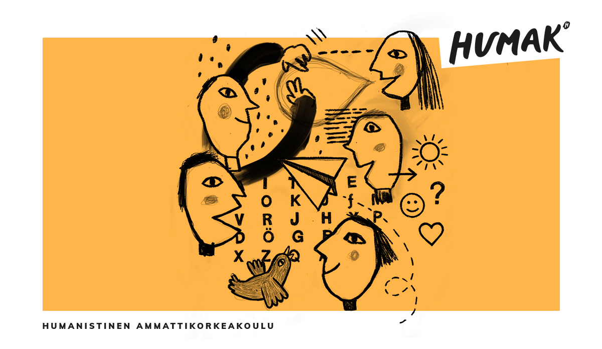 Lisähaku Humakiin on käynnissä ajalla 2.-11.8. – hakukohteena Tulkki (AMK), Kuopio
