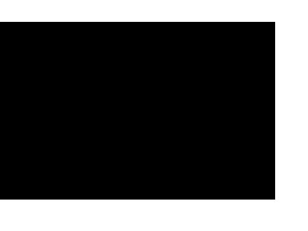 Lyhythiuksinen piirretty hahmo puhuu ja hänen suusta tulee musta puhekupla.
