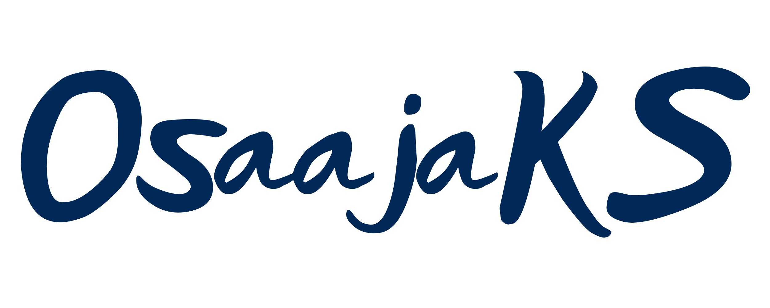 OsaajaKS -hankkeen logo.