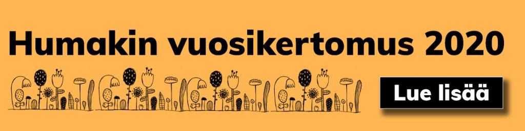 Linkki. https://vuosikertomus2020.humak.fi/