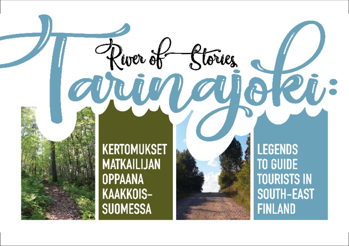 TARINAJOKI – Kertomukset matkailijan oppaana Kaakkois-Suomessa