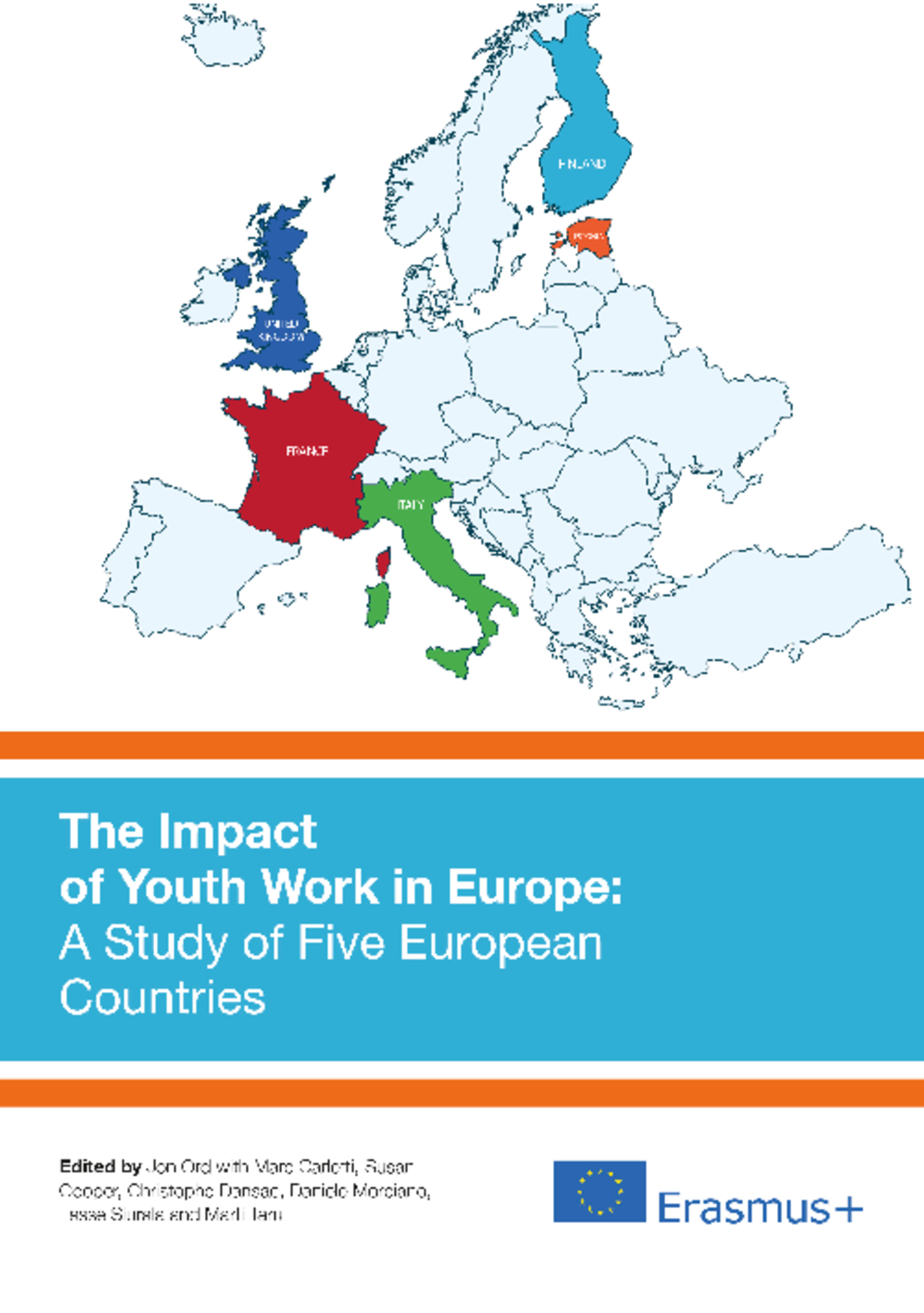 The Impact of Youth Work in Europe: A Study of Five European Countries