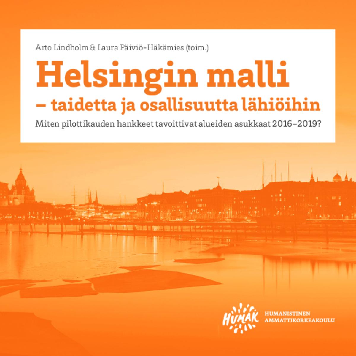 Helsingin malli  – taidetta ja osallisuutta lähiöihin