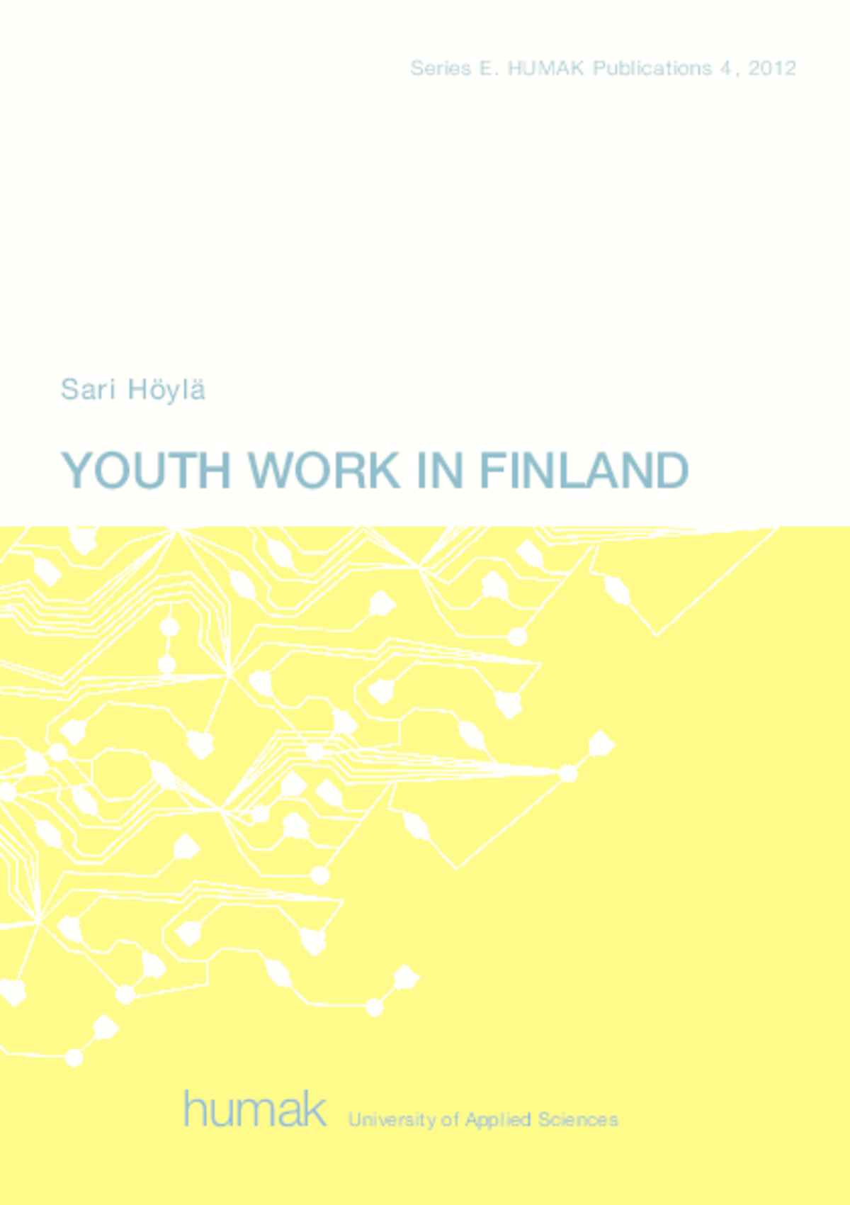 Youth Work in Finland