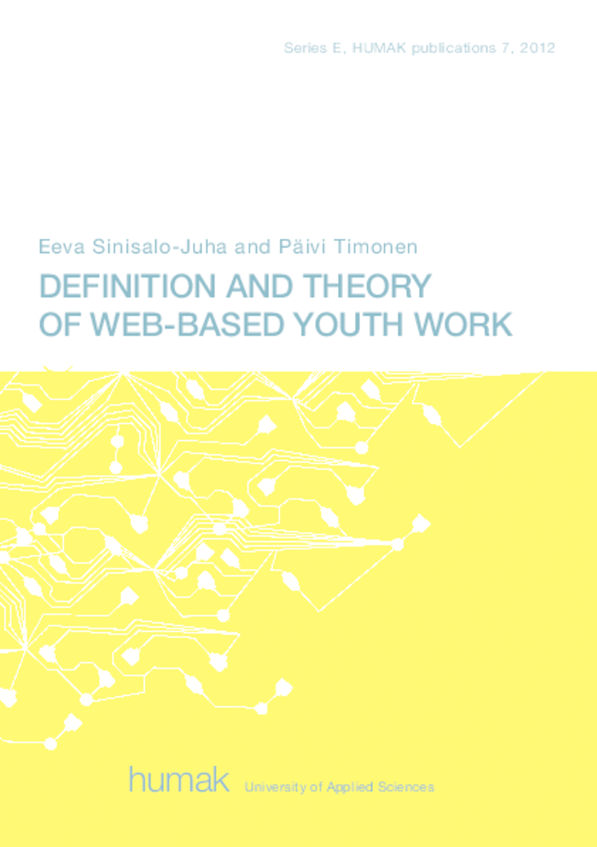 Web-based Youth Work